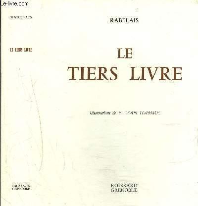 LE TIERS LIVRE