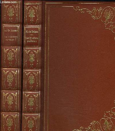 ILLUSIONS PERDUES- 2 TOMES EN 2 VOLUMES