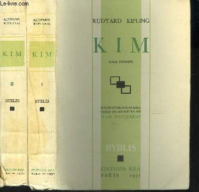 KIM- BYBLIS - 2 TOMES EN 2 VOLUMES