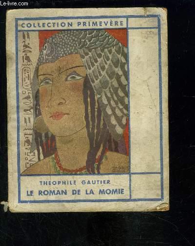 LE ROMAN DE LA MOMIE- Collection Primevère
