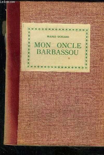 MON ONCLE BARBASSOU