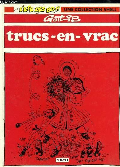 TRUCS-EN-VRAC- UNE COLLECTION SHELL
