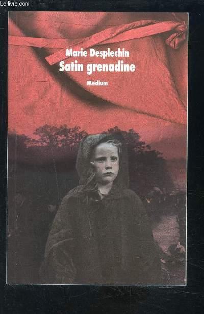 SATIN GRENADINE- MEDIUM