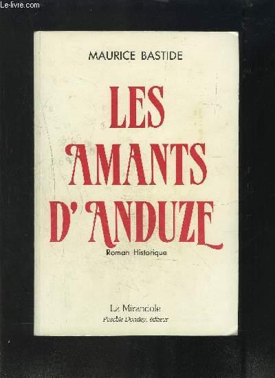 LES AMANTS D ANDUZE