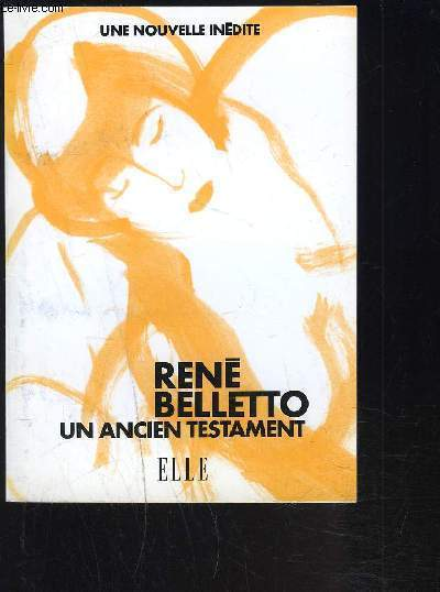 UN ANCIEN TESTAMENET- COLLECTION ELLE