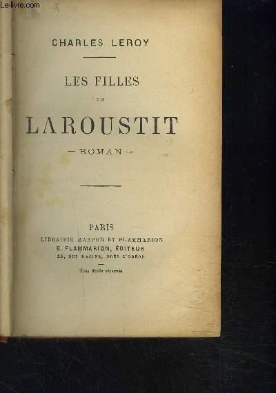 LES FILLES DE LAROUSTIT