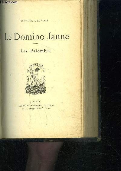 LE DOMINO JAUNE- LES PALOMBES
