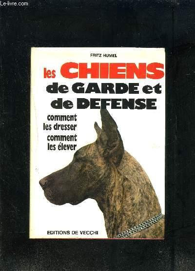 Dresser chien defense