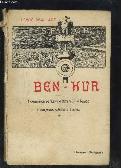 BEN HUR- LE PRINCE DE JERUSALEM