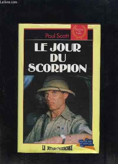 LE JOUR DU SCORPION