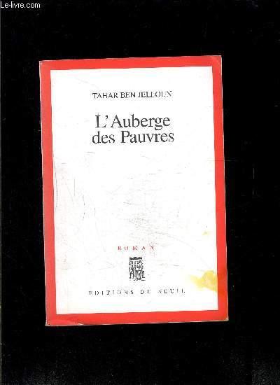 L AUBERGE DES PAUVRES