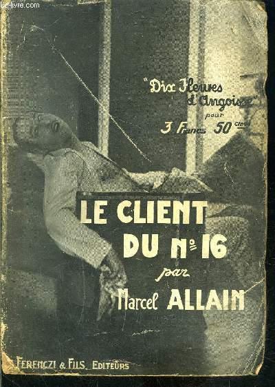 LE CLIENT DU N°16