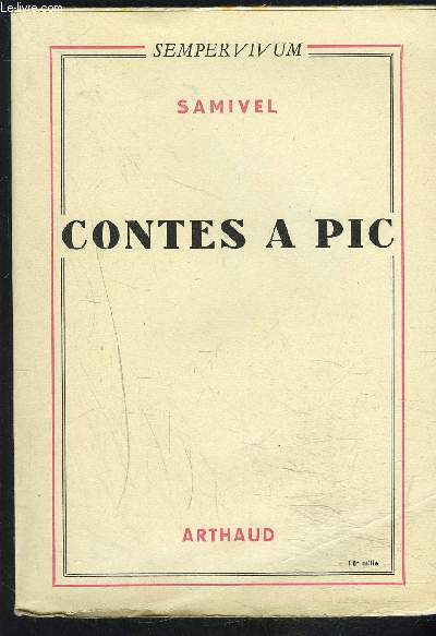 CONTES A PIC