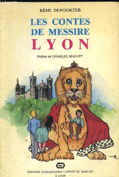 LES CONTES DE MESSIRE LYON