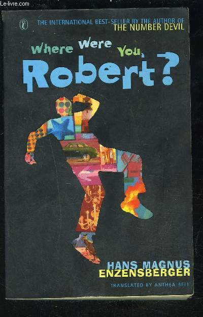 WHERE WERE YOU ROBERT? Texte en anglais