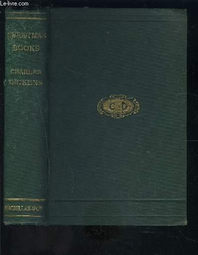 CHRISTMAS BOOKS- Texte en anglais