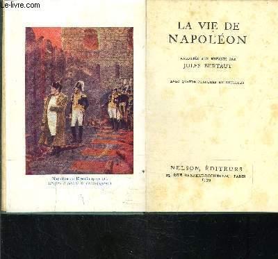 LA VIE DE NAPOLEON