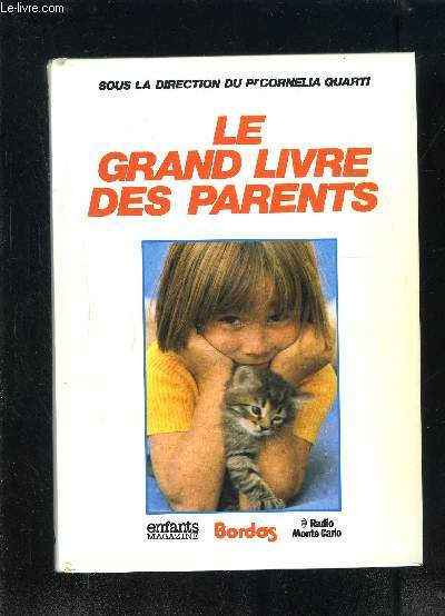 LE GRAND LIVRE DES PARENTS