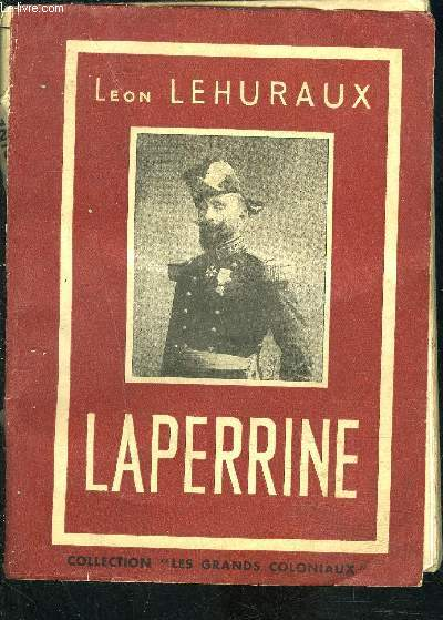 LAPERRINE LE SAHARIEN