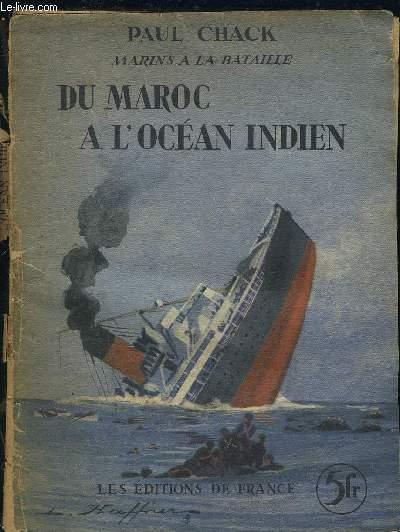 DU MAROC A L OCEAN INDIEN
