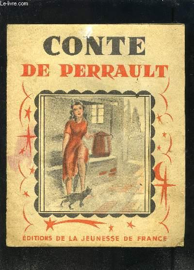 CONTE DE PERRAULT- CENDRILLON