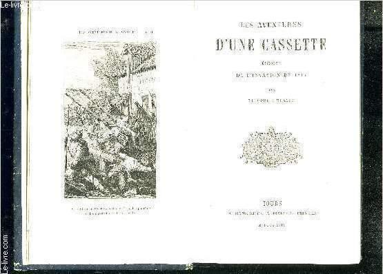 LES AVENTURES D UNE CASSETTE- EPISODES DE L INVASION DE 1814