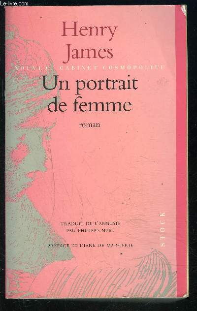 UN PORTRAIT DE FEMME- NOUVEAU CABINET COSMOPOLITE