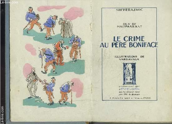 LE CRIME AU PERE BONIFACE