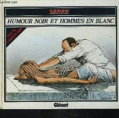HUMOUR NOIR ET HOMMES EN BLANC