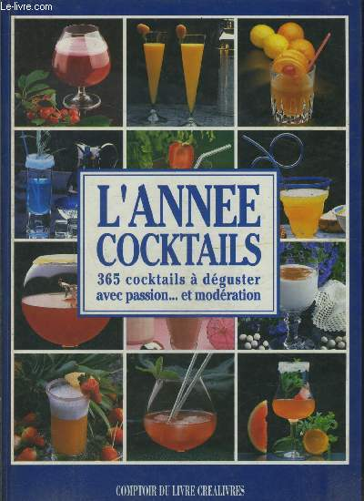 L ANNEE COCKTAILS