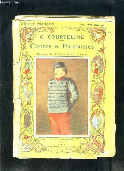 CONTES ET FANTAISIES- L ESPRIT FRANCAIS