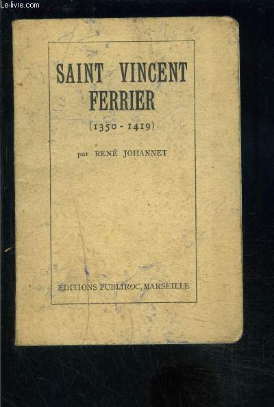 SAINT VINCENT FERRIER 1350-1419