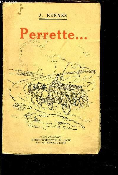 PERRETTE...