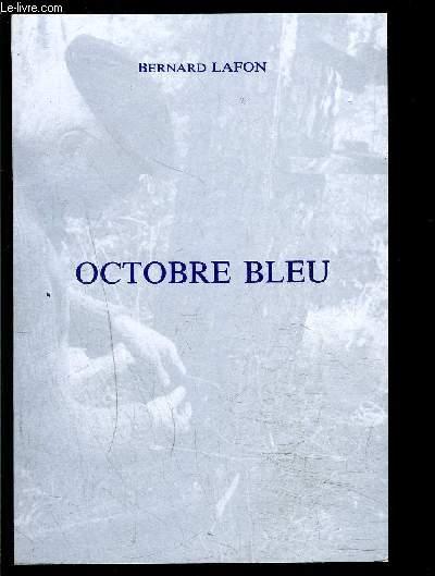 OCTOBRE BLEU