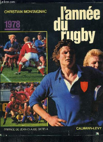 L ANNEE DU RUGBY- 1978