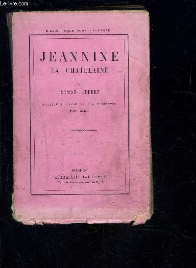 JEANNINE LA CHATELAINE