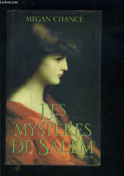 LES MYSTERES DE SALEM