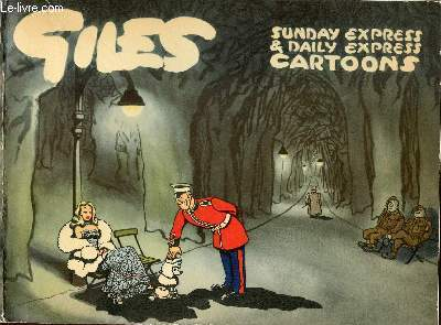 GILLES - SUNDAY EXPRESS & DAILY EXPRESS - CARTOONS - SEVENTH SERIES