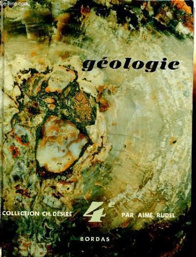 GEOLOGIE - CLASSE DE 4e