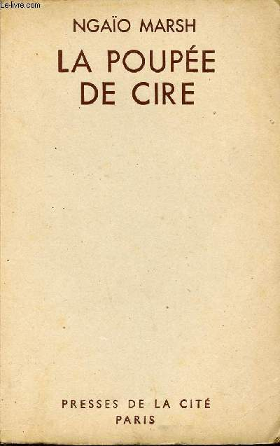 LA POUPEE DE CIRE
