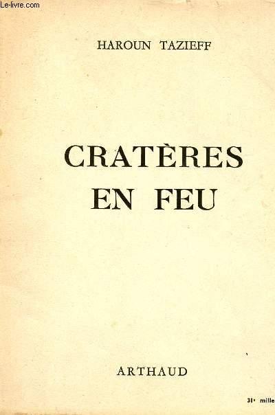 CRATERES EN FEU