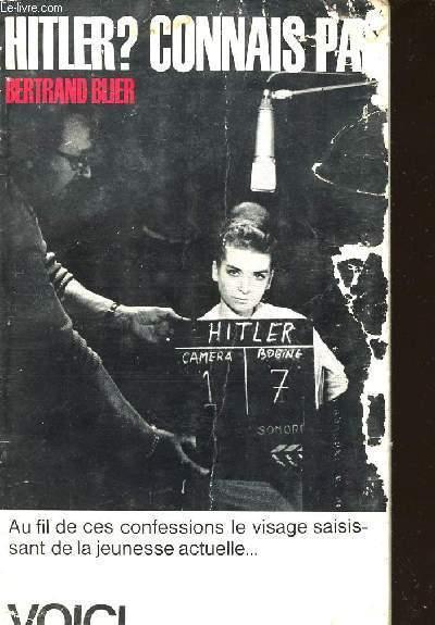 HITLER ? CONNAIS PAS N°33