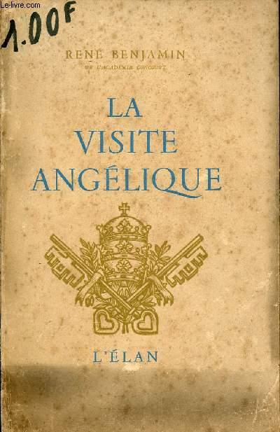 LA VISITE ANGELIQUE