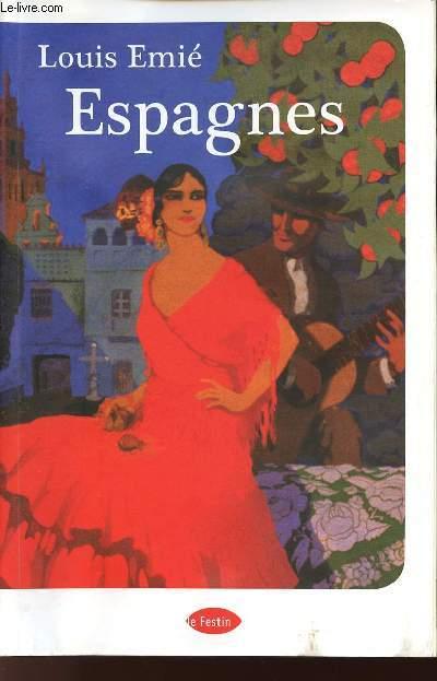ESPAGNES - ENVOI D'YVES HARTE