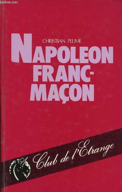 NAPOLEON FRANC-MACON