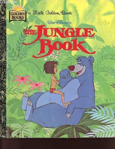 THE JUNGLE BOOK - BASED ON THE MOWGLI STORIES - WALT DISNEY'S