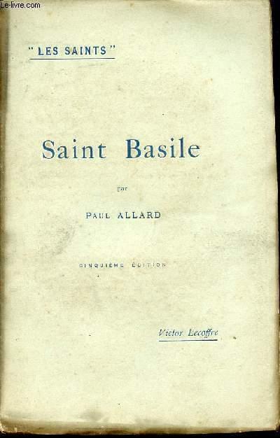 SAINT BASILE - 329-379