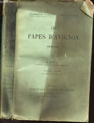 LES PAPES D'AVIGNON - 1305-1378