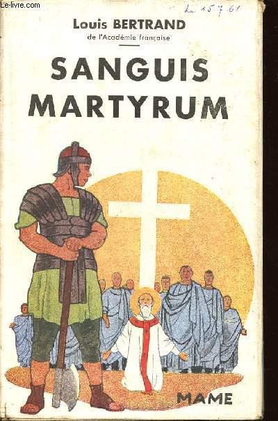 SANGUIS MARTYRUM