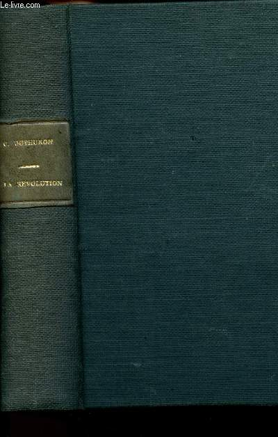 LA REVOLUTION 1789-1799